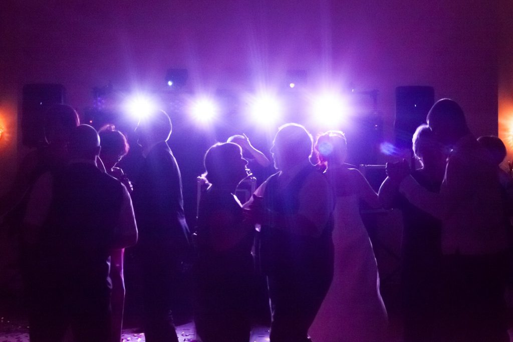 Schloss Friedrichsfelde Hochzeitsfotos Party