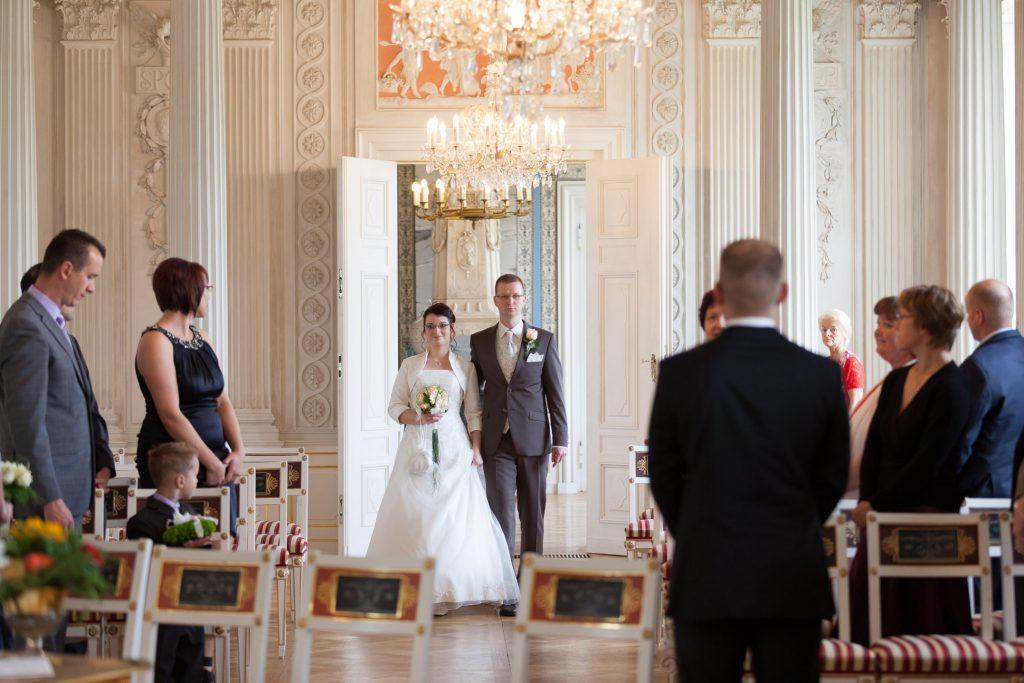 Schloss Friedrichsfelde Hochzeitsfotos